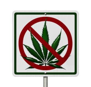 THC interdit
