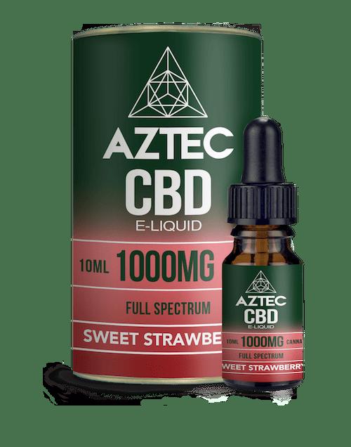 Aztec Sweet Strawsberry