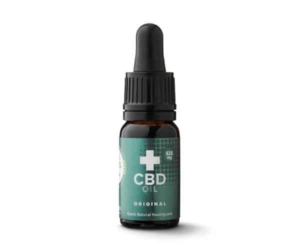 Flacon huile CBD Dutch Natural and Healing