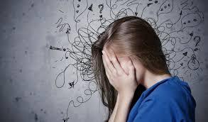personne souffrant d'anxiété
