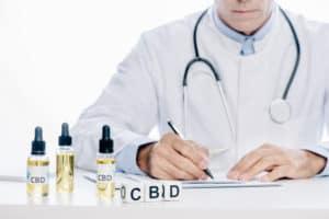 Le CBD est utilisé pour un usage thérapeutique.
