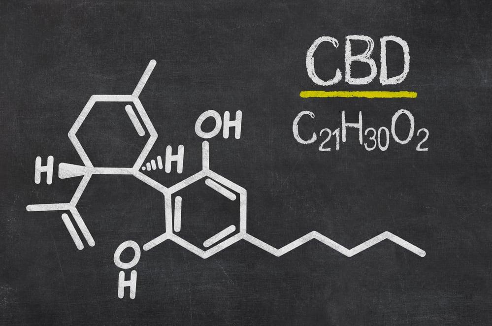 Le CBD et le THC sont très proches chimiquement