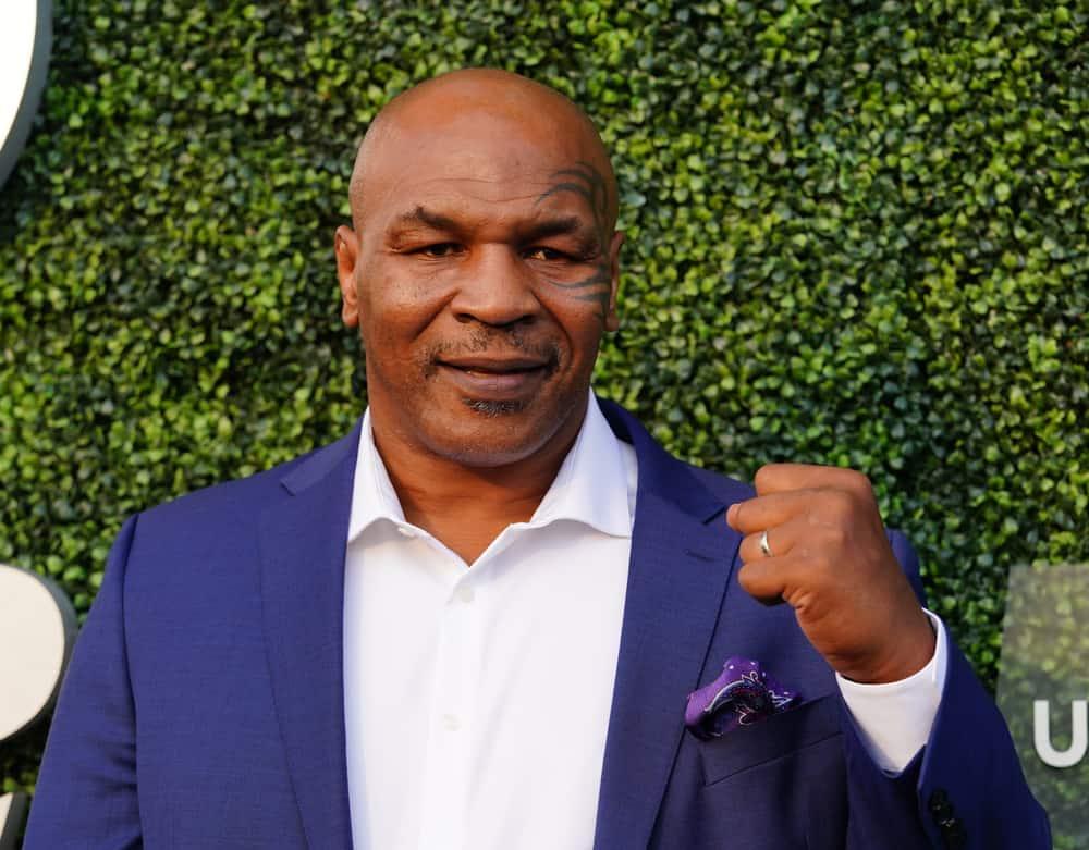 Mike Tyson ouvre Tyson Ranch, une entreprise qui vend du CBD.
