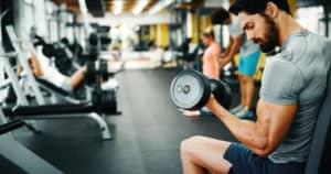 Le CBD aide à la récupération musculaire.