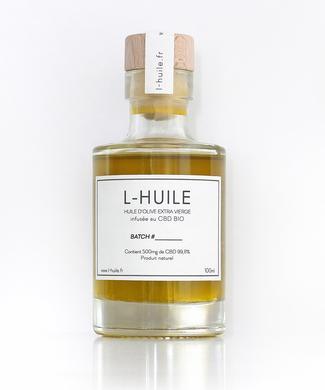 L'huile de CBD de la marque L'huile.fr fait partie des meilleures huiles de CBD pour la cuisine.