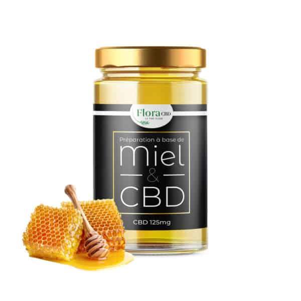 Découvrez le miel au cannabis CBD